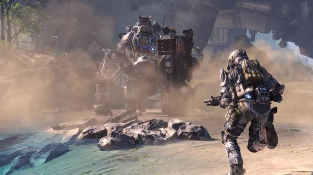 Titanfall Screenshot - Some people who signed up for the PC Titanfall beta are reportedly getting Xbox One codes
