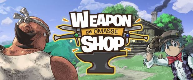 Weapon Shop de Omasse - Feature