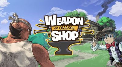 Weapon Shop de Omasse Screenshot - 1160335