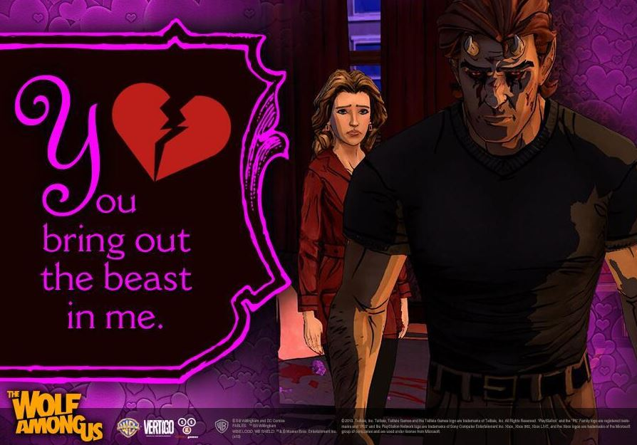 The Wolf Among Us Vday