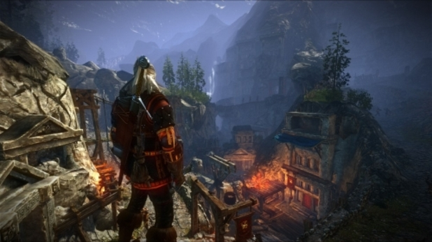 The Witcher 3: Wild Hunt Screenshot - Witcher 2