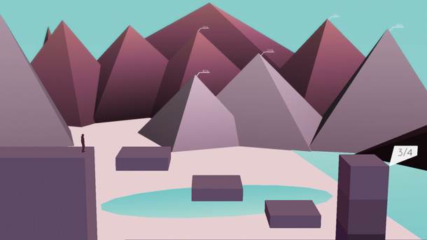 Metrico gameplay PS Vita