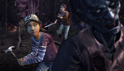 The Walking Dead Screenshot - 1160386