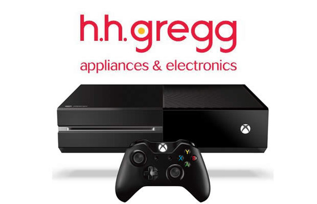 h.h. gregg xbox one