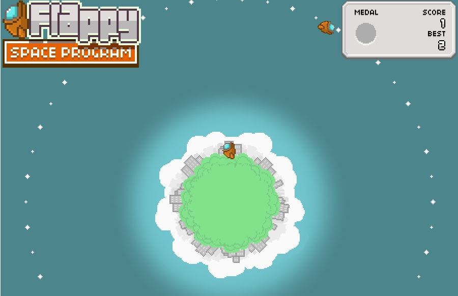 Flappy Space Program, the next Flappy Bird spin-off you'll ...