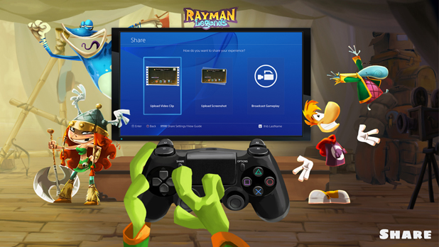Rayman Legends PS4 Review: Gorgeous