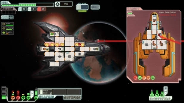 FTL: Faster Than Light Screenshot - FTL: AE
