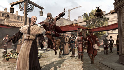 Xbox 360 Screenshot - Assassin's Creed Brotherhood