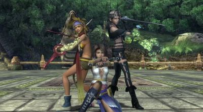Final Fantasy X & X-2 Remaster Screenshot - 1160510