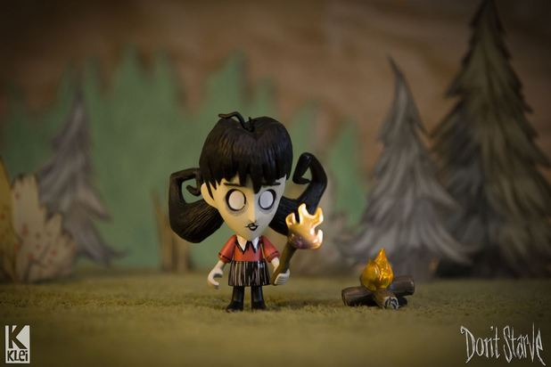 Don T Starve Mark Of The Ninja Collectable Figures Now