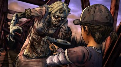 The Walking Dead Screenshot - The Walking Dead A House Divided