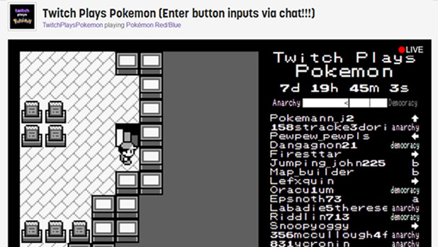 Looking deeper into Twitch Plays Pokemon