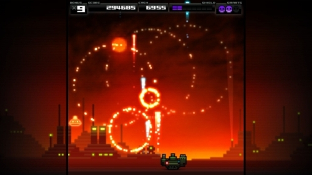 Titan Attacks Screenshot - Titan Invasion
