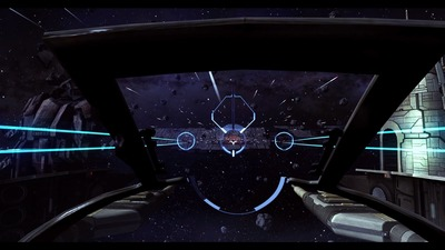 EVE Online Screenshot - Eve Valkyrie