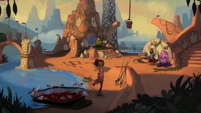 Broken Age Screenshot - Broken Age