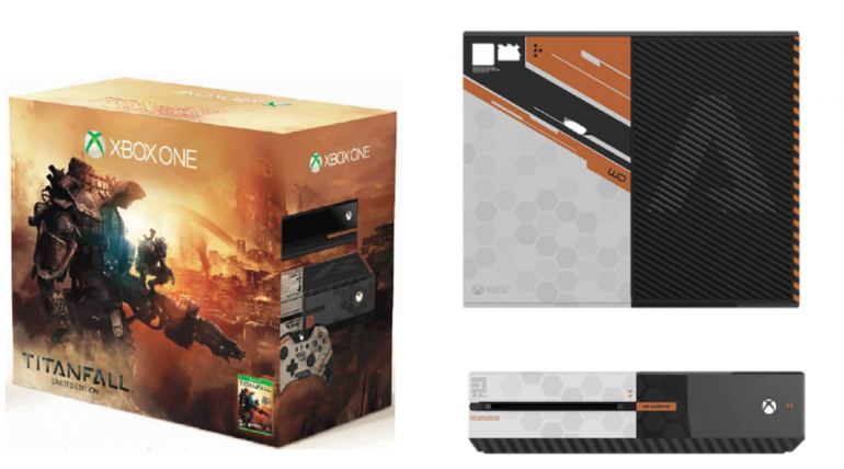 Titanfall Xbox One bundle