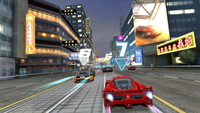 Asphalt Injection Screenshot - Asphalt: Injection
