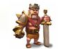 Clash of Clans Barbarian King