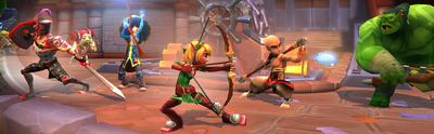 Dungeon Defenders II Screenshot - Dungeon Defenders II
