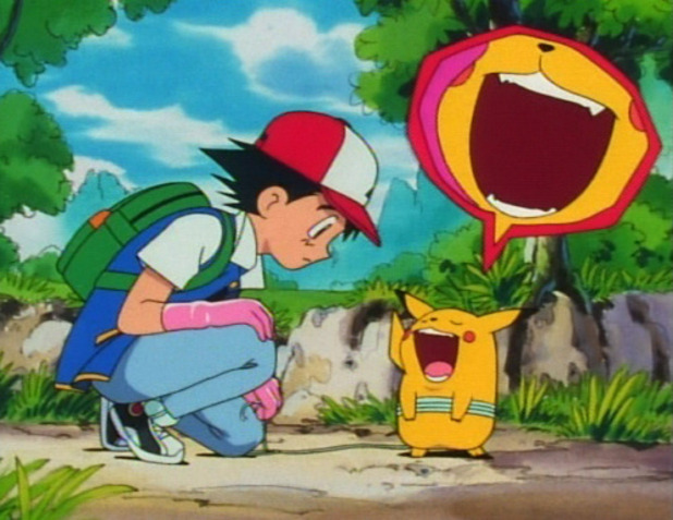 Screenshot - Pokemon anime