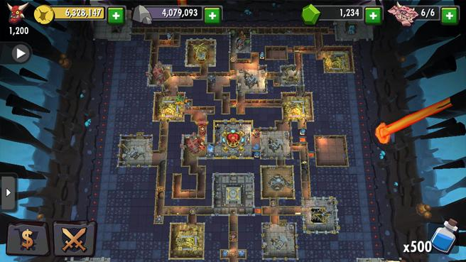 Dungeon Keeper Review: How EA wanted me to play it