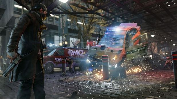 Watch Dogs Screenshot - 1161078