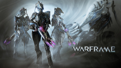 Warframe Screenshot - Warframe Zephyr