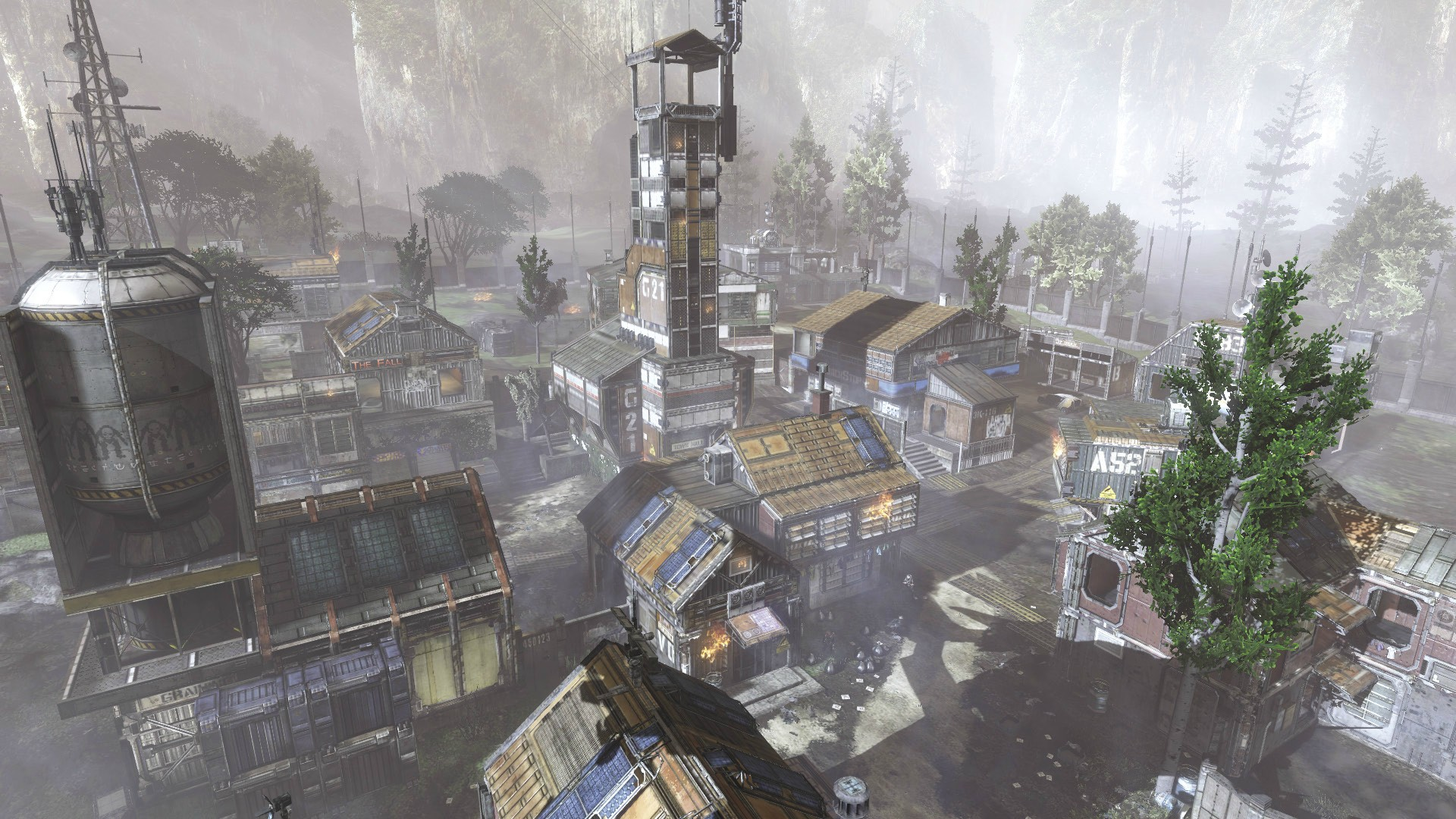 Titanfall Colony