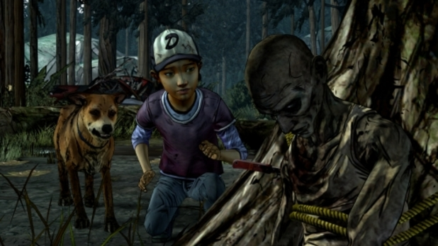 The Walking Dead Screenshot - TWD S2