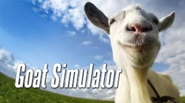 Goat Simulator Screenshot - 1161135