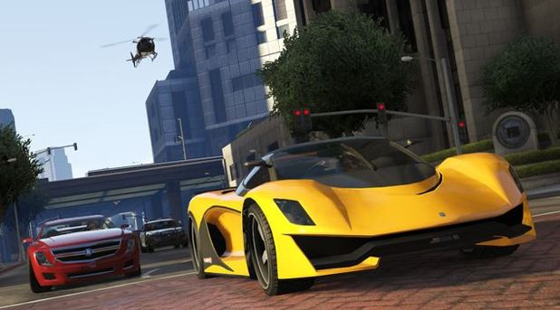 Grand Theft Auto V Screenshot - 1161149