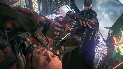 Batman: Arkham Knight Screenshot - 1161182