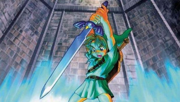 The Legend of Zelda: A Link Between Worlds Image