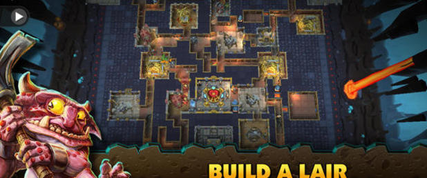 Dungeon Keeper (EA) - Feature