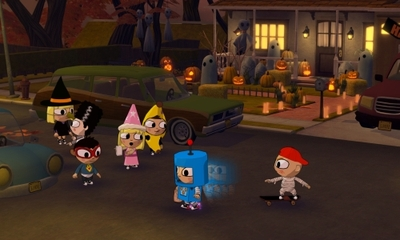 Costume Quest Screenshot - Costume Quest