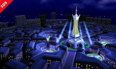Super Smash Bros Lumiose City