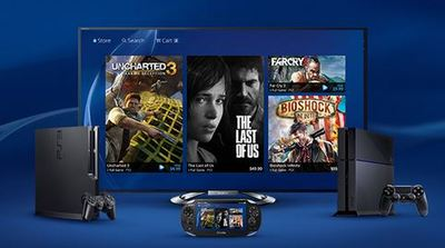 PlayStation 4 (console) Screenshot - PlayStation Now