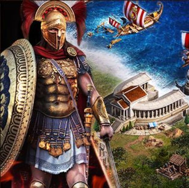 Plarium launches Sparta:  <b> War </b>  associated with Empires upon Facebook