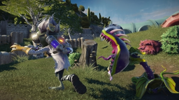 Plants vs. Zombies: Garden Warfare Screenshot - Garden Warfare