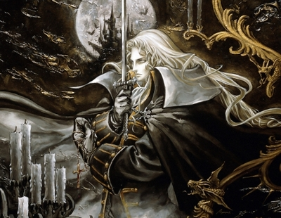Castlevania: Symphony of the Night Screenshot - Castlevania: Symphony of the Night