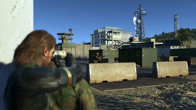 Metal Gear Solid V: Ground Zeroes Screenshot - 1161748