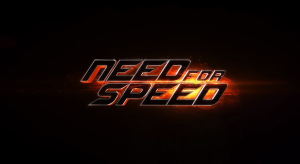 Need for Speed (2014) Screenshot - Need for Speed logo