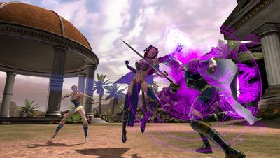 DC Universe Online Screenshot - Amazon Fury Part 1