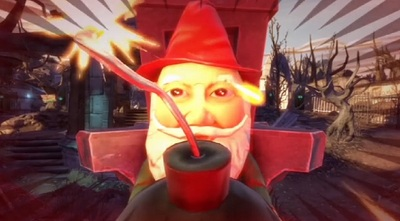 Plants vs. Zombies: Garden Warfare Screenshot - gnome bomb