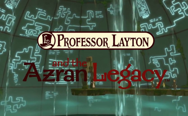 Professor Layton and the Azran Legacy Screenshot - 1161943