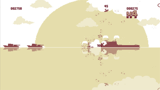 Luftrausers Screenshot - Luftrausers Review – Prepare for liftoff