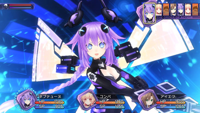 Hyperdimension Neptunia Screenshot - Hyperdimension Neptunia Re;Birth1