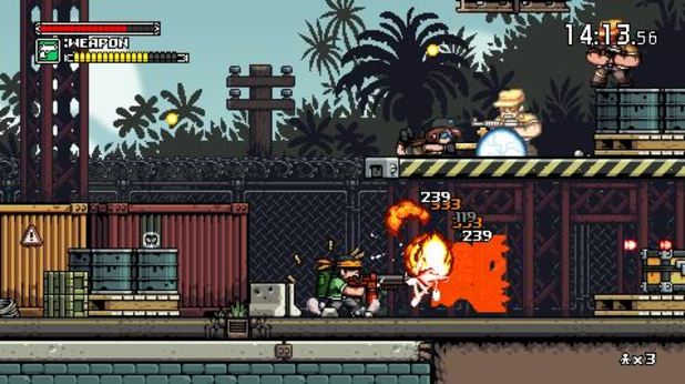Mercenary Kings Screenshot - 1162021