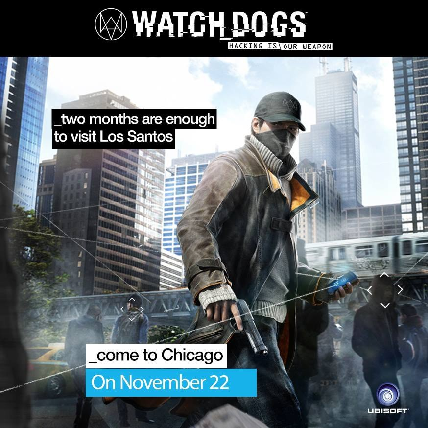 Watch Dogs is still unplayable at expos and that's troubling
