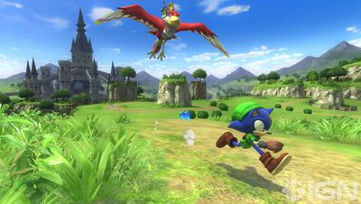 Sonic: Lost World Screenshot - 1162054